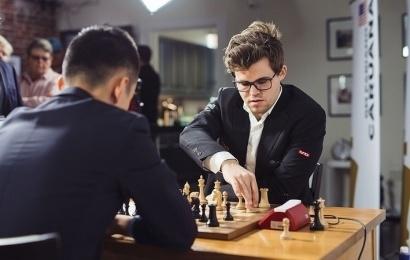 Champions Showdown (5): Magnus meteórico
