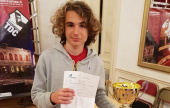 Marc'Andria Maurizzi is youngest ever French GM