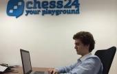 Los usuarios de chess24 entrevistan a David Antón
