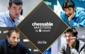 Chessable 大师赛四分之一决赛:吉里晋级 丁立人惜败 需赛第三场