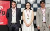 Brillante victoria de Hou Yifan en Biel