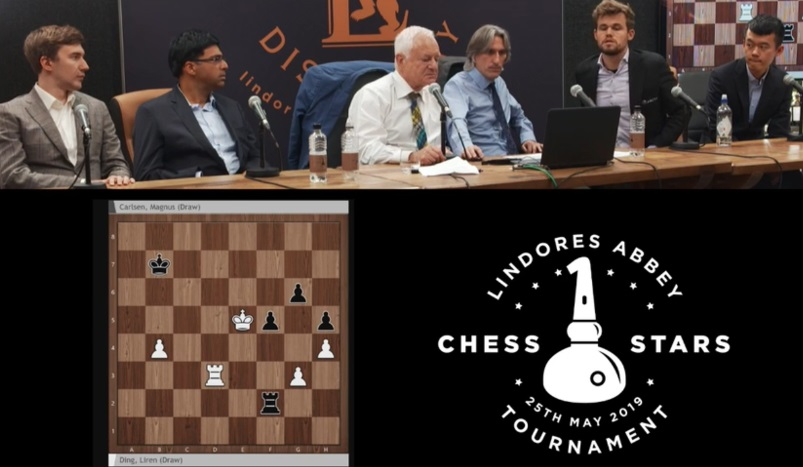 Magnus lives dangerously but wins in Lindores | chess24 com