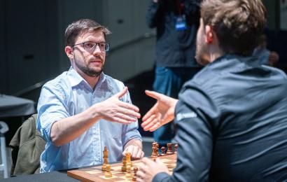 GCT Finale Tag 3: MVL schlägt Carlsen und trifft im Finale auf Ding Liren