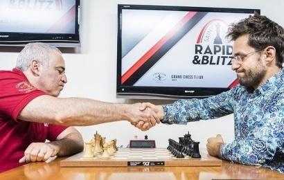 St. Louis Rapid & Blitz(4): Karjakin groß in Form, Aronian führt
