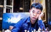 Campeonatos Asiáticos: Wang Hao es el único líder
