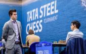 Tata Steel 2019: Carlsen gana, Giri se salva