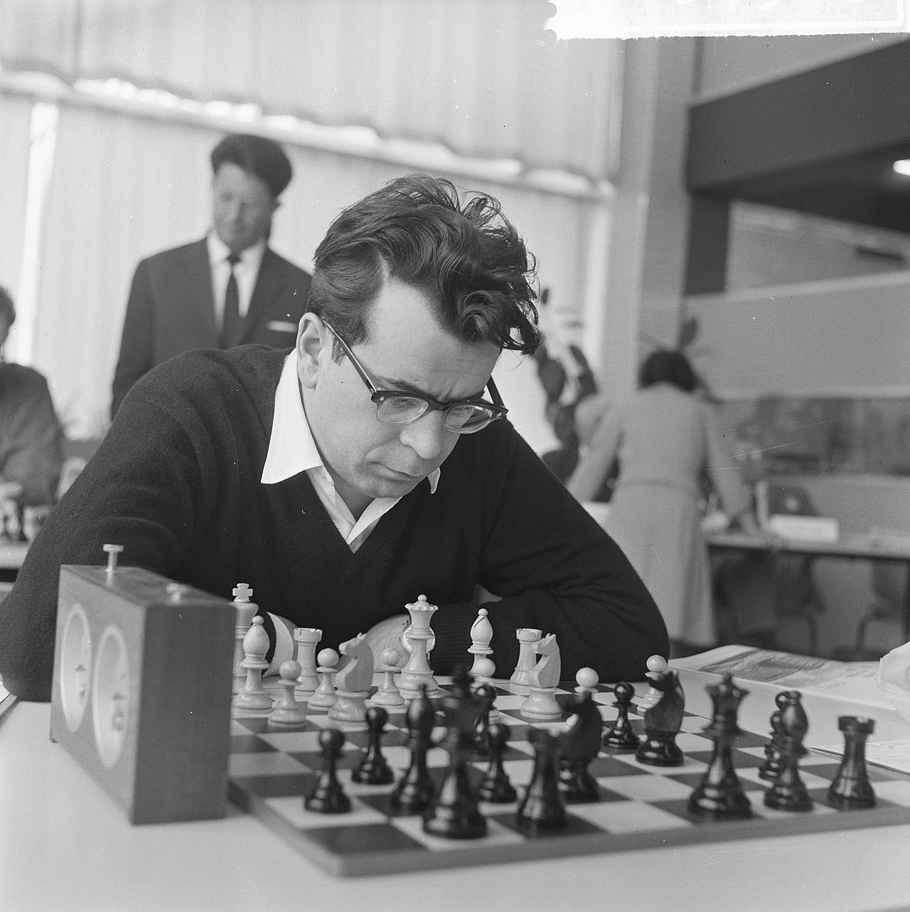 Pal Benko dies aged 91 | chess24 com