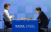 Tata Steel (1): Carlsen apuesta y gana contra Firouzja