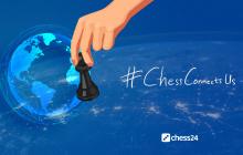 #ChessConnectsUs