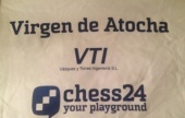 Spanish Team Champs start (vamos, chess24!)