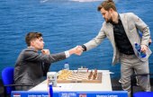 Tata Steel 4: Magnus Carlsen sets 111-game record
