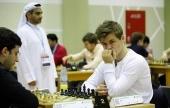 Carlsen tops Blitz despite loss to Chinese teen