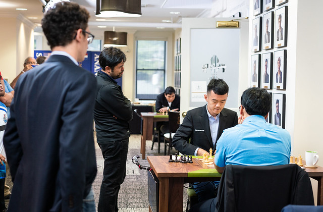 Sinquefield Cup 7: Dead Heat at the Top   chess24 com
