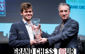 Carlsen tops invite list for 2018 Grand Chess Tour