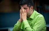 Candidates, Rd 5: Svidler wins comedy of errors