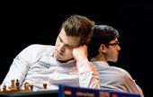 Tata Steel 2019, 6: Carlsen and Giri hit the front