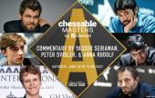 Chessable 大师赛明日擂鼓 丁立人分在B组