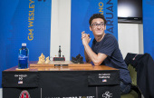 Caruana beats So to last Grand Chess Tour spot