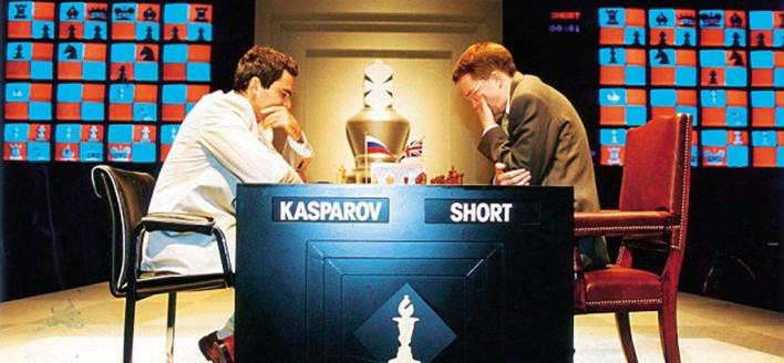 Kasparov and Short to meet again | chess24.com