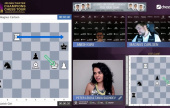MCI 1: Giri beats Carlsen & So to snatch early lead