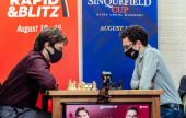 STL Rapid & Blitz 2: Caruana recovers from Shankland blow