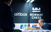 Norway Chess 3: Magnus takes the lead