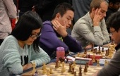 Gibraltar Masters 3-4: Wei Yi and Nakamura lead