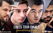 La Final del Magnus Carlsen Chess Tour lista para comenzar