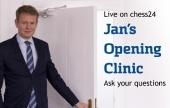 Consultorio de aperturas de Jan