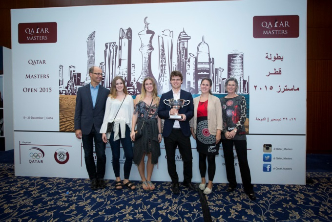 Qatar Masters: Winners and Losers   chess24 com