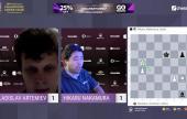 Chessable Masters 5: Nakamura, Firouzja & Mamedyarov knocked out