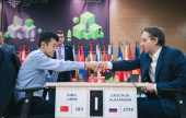 FIDE World Cup QF: Who wants to win an exchange?
