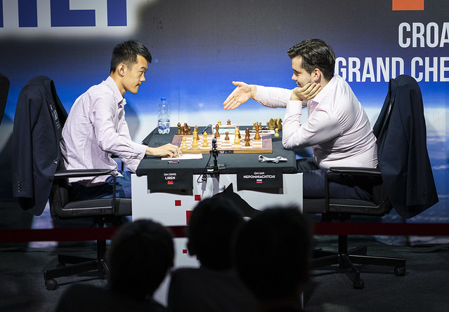 6bd215e3 Ian Nepomniachtchi resigns after a brilliant game by Ding Liren and now it  really is