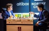 Norway Chess, Runde 3: 5 Remisen, 2 Krimis