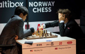 Norway Chess 6: So beats Carlsen for the 1st time