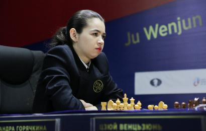 Campeonato del Mundo femenino (12): ¡Estrategia correcta!