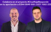 12 horas de show benéfico #CruzRojaResponde