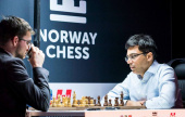 Norway Chess 7: Vishy beats MVL to join leaders
