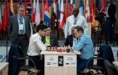 Khanty World Cup R2 TB: Giri survives Armageddon