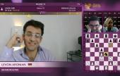 Goldmoney Asian Rapid Tag 3: Aronian triumphiert und tritt gegen Erigaisi an