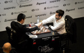 Jerusalem Grand Prix Final 1: Nepo on the brink