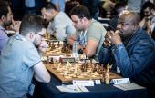 Gibraltar Masters 1-3: No easy games