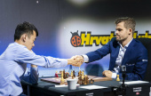 "Croatia GCT 8: Carlsen's ""special"" win over Ding"