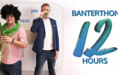The Banterthon is back!