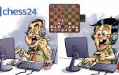 chess24 führt den mit 50.000 Dollar dotierten Banter Blitz Cup ein