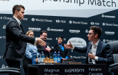 Carlsen-Caruana 4: Prep, lies and videotape
