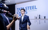 Tata Steel 2018, 9: No more Mr. Draw Guy!