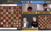 Legends of Chess R2: Carlsen senket Anand i siste parti