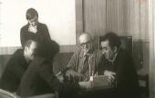 Karpov prepares for Fischer