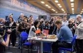 Tata Steel 2015 R7: Carlsen catches Ivanchuk